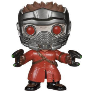 Marvel Guardians of the Galaxy Star-Lord Pop! Vinyl Figure