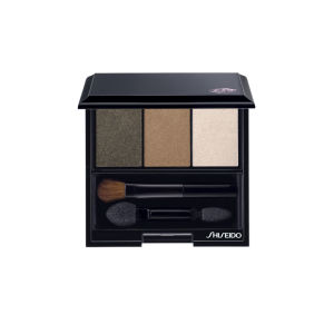 Luminizing Satin Eye Color Trio BR307 - dans la teinte Strata de Shiseido 3g