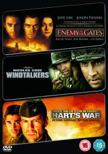 Enemy At Gates/ Windtalkers/ Harts War
