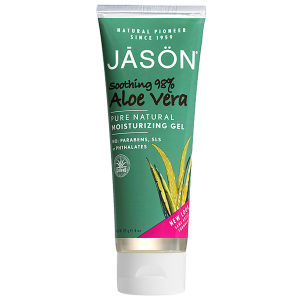 Gel Soothing 98% Aloe Vera de JASON (120 ml)