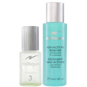 Nailtiques Nail Protein Formula 3 (14.8ml) With Free Polish Remover