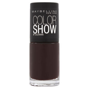 Maybelline New York Color Show Nail Lacquer - 357 Burgundy Kiss 7ml