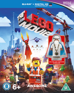 La Grande Aventure Lego (+ Minifigure LEGO Vitruvius)
