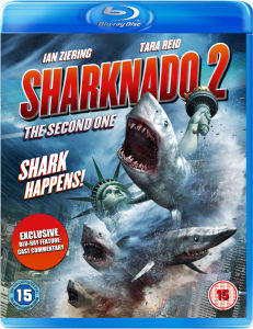 Sharknado 2: The Second One - Zavvi Exclusive Release Date