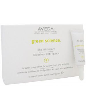 Aveda Green Science Line Minimizer (Anti-Falten Pflege) 10x3ml