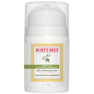 Burt's Bees Sensitive Daily Moisturising Cream  50g