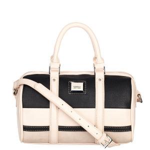 Fiorelli Hope Zip Top Grab/Cross Body Bag - Vanilla