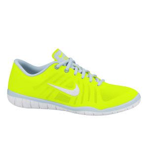 Nike Damen Free 3.0 Studio Dance Trainingsschuhe - leuchtgrün
