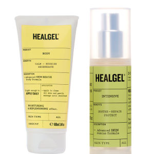 HealGel Body og Intensive Duo