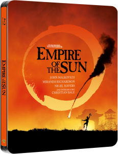 Empire of the Sun - Zavvi UK Exclusive Limited Edition Steelbook (Ultra Limited)
