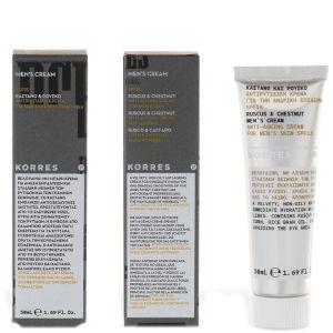KORRES Ruscus & Chestnut Anti-Ageing Cream SPF15 50ml