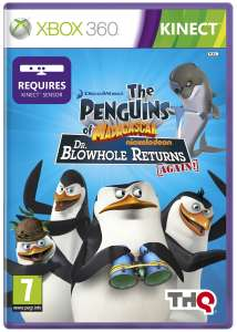 The Penguins of Madagascar: Dr. Blowhole Returns Again (Kinect)