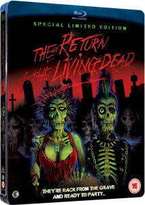 The Return of the Living Dead - Limited Edition Steelbook