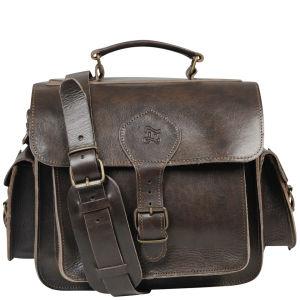 Grafea Leather Camera Bag - Brown