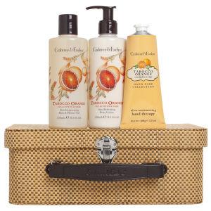 Crabtree & Evelyn Tarocco Orange, Eucalyptus & Sage Carry Case