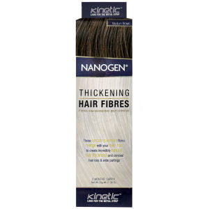 Nanogen Hair Thickening Fibres Marrone Medio (30g)