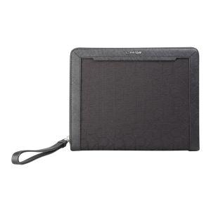 Calvin Klein Women's Jen 1 Zip Around iPad Case - Black