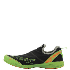 Zoot Men's Speed 3.0 Neutral Shoe - Black/Green Flash/Blaze