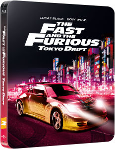 The Fast and the Furious: Tokyo Drift - Zavvi Exclusive Limited Edition Steelbook (Limited to 2000 Copies and Includes UltraViolet Copy)