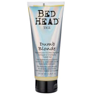 Tratamiento regenerante cabello te?ido/sensible Tigi Bed Head Dumb Blonde 200ml