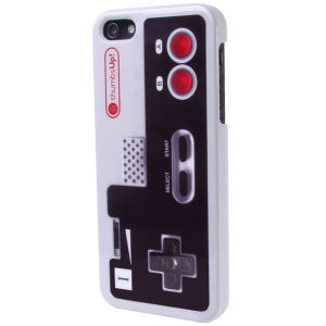 Game Control Cover for iPhone 5 - White