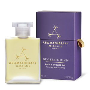 Aromatherapy Associates De-Stress Mind Bath & Shower Oil 1.8oz