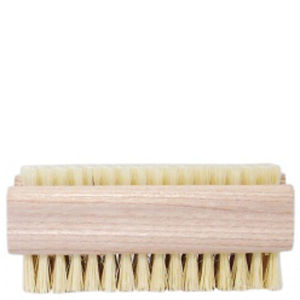 Hydrea London Beech Wood Nail Brush With Sisal Bristles