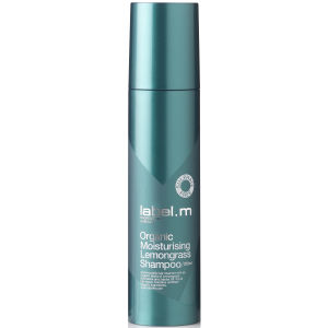 label.m Organic Moisturising Lemongrass Shampoo (200ml)
