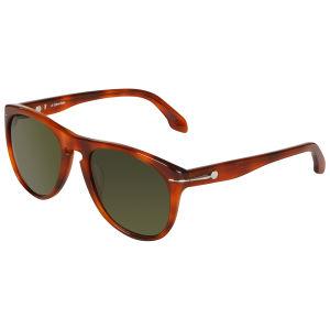 CK by Calvin Klein Unisex Plastic Aviator Style Sunglasses