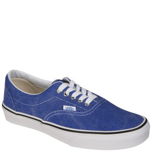 Vans ERA Distressed Canvas Trainers - Classic Blue