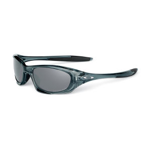 Oakley Men's Twenty Crystal Iridium Polarized Sunglasses - Black