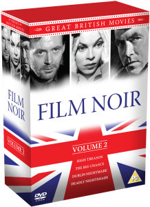 Fim Noir Box Set - Volume 2: Deadly Nightshade / Big Chance / Dublin Nightmare / High Treason