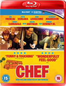 Chef (Includes UltraViolet Copy)