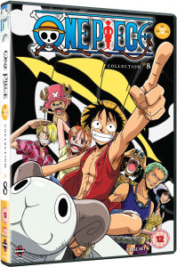 One Piece (Uncut) Collection 8 (Episodes 183-205)