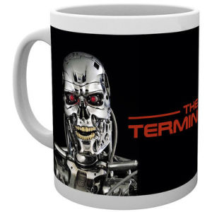 The Terminator Endoskeleton Mug from I Want One Of Those
