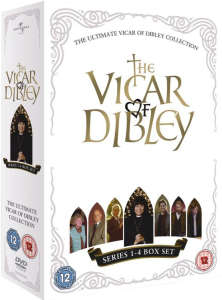 The Vicar Of Dibley - The Ultimate Collection