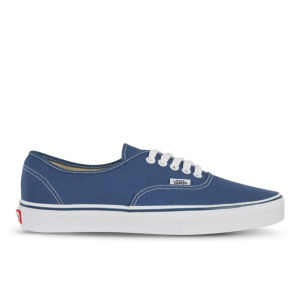 Zapatillas Vans Authentic Lona - Azul marino
