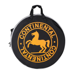 Continental Padded Double Race Wheel Bag