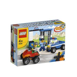 LEGO Build and Rebuild: Police Building Set (4636)