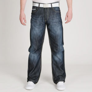 Smith & Jones Men's Furio Jeans - Dark Wash