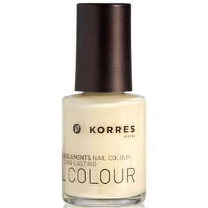 KORRES Nail Colour - Pastel Lemon 34