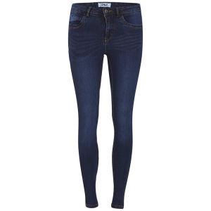 ONLY Women's Kendell Regular Skinny Jeans - Indigo