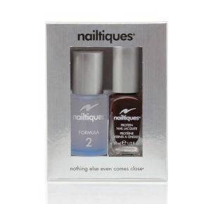 Nailtiques Nail Formula 2 and Havana Laquer Duo