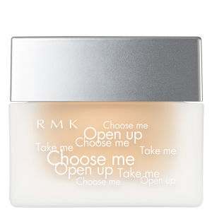 RMK Creamy Foundation N 102