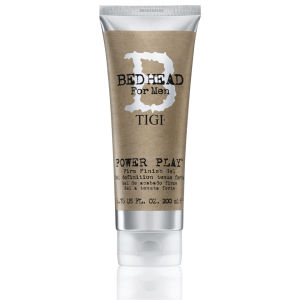 Gel finition tenue forte TIGI Bedhead for Men Power Play (200ml)
