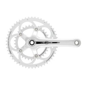 Campagnolo Veloce Silver Power-Torque System CT 10s Cranksets