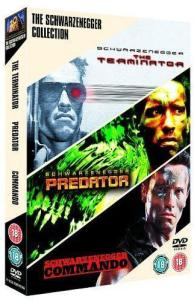 Terminator/ Predator/ Commando