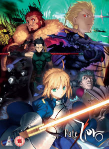 Fate Zero: Part 1 - Collector's Edition