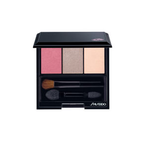 Shiseido Luminizing Satin Eye Color Trio RD711 - Pink Sand 3g