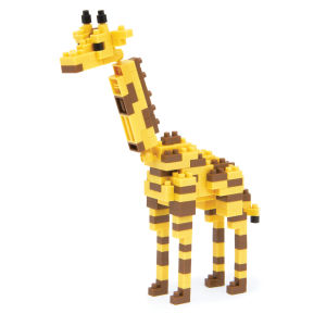 Nanoblock Giraffe Two